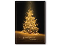 Evening Shine Holiday Cards